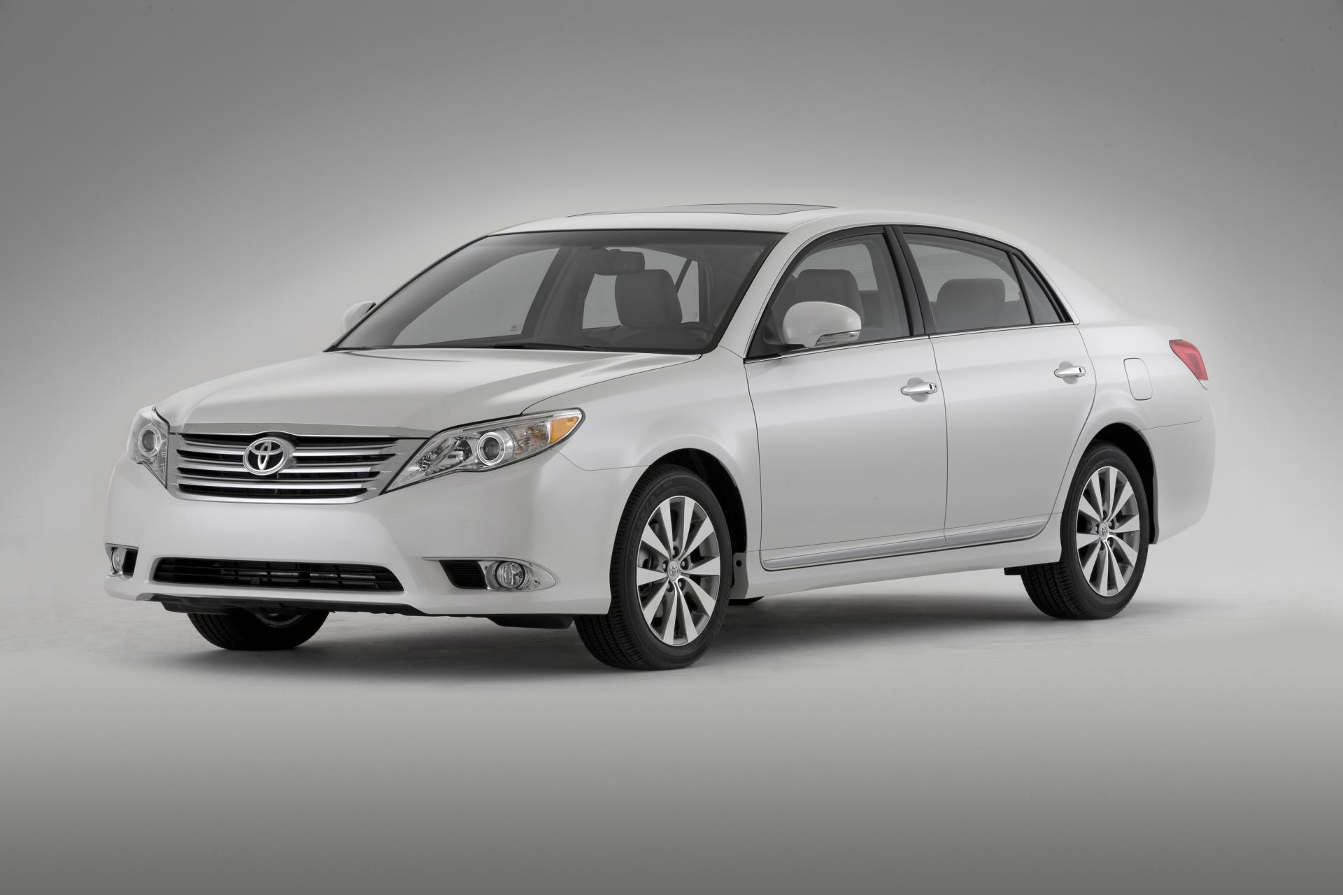 avalon toyota information pictures specs