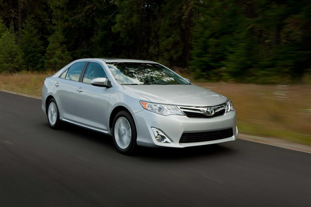 marketing plan for toyota camry