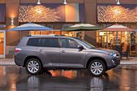 2012 Toyota Highlander Hybrid image.