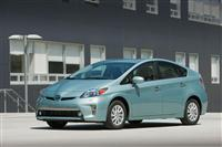 2012 Toyota Prius Plug-In Hybrid