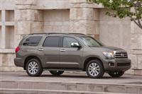 2012 Toyota Sequoia image.