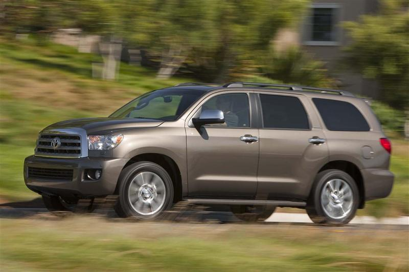 2012 Toyota Sequoia