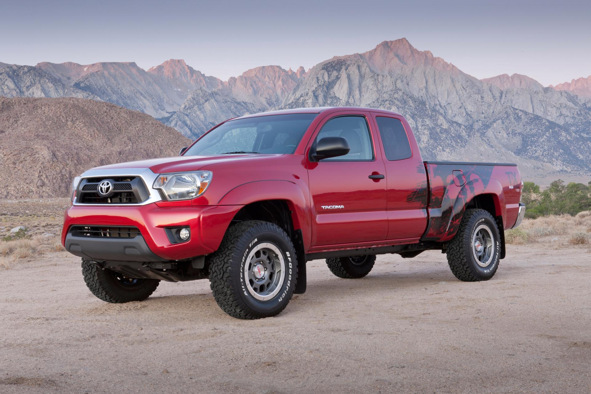 2012 toyota tacoma trd t x baja series limited edition news and information. Black Bedroom Furniture Sets. Home Design Ideas