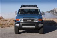 2013 Toyota FJ Cruiser image.
