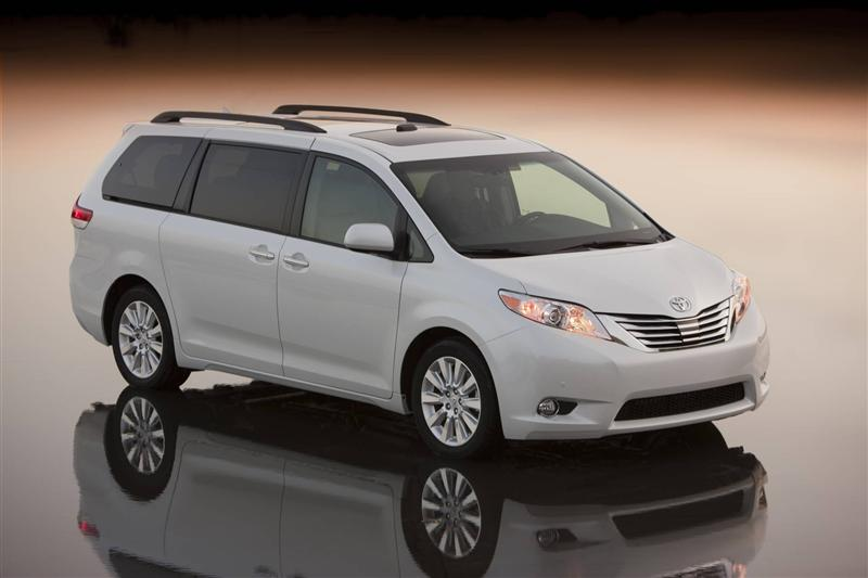 2013 Toyota Sienna Image Photo 80 Of 147