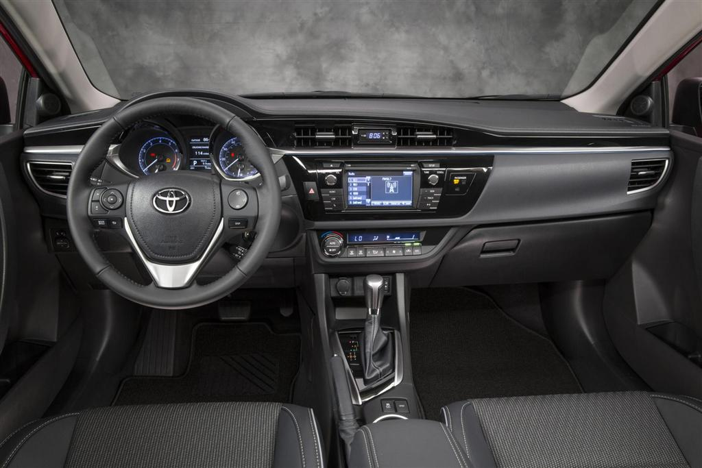 2014 toyota corolla news and information. Black Bedroom Furniture Sets. Home Design Ideas