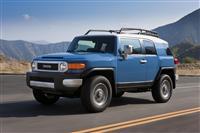 Toyota FJ Cruiser Monthly Vehicle Sales