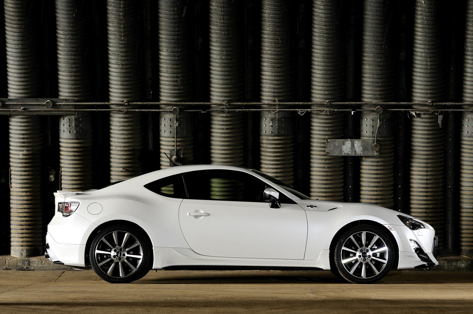 2014 Toyota GT86 TRD Technical Specifications and Data Engine