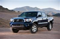 Toyota Tacoma Monthly Vehicle Sales