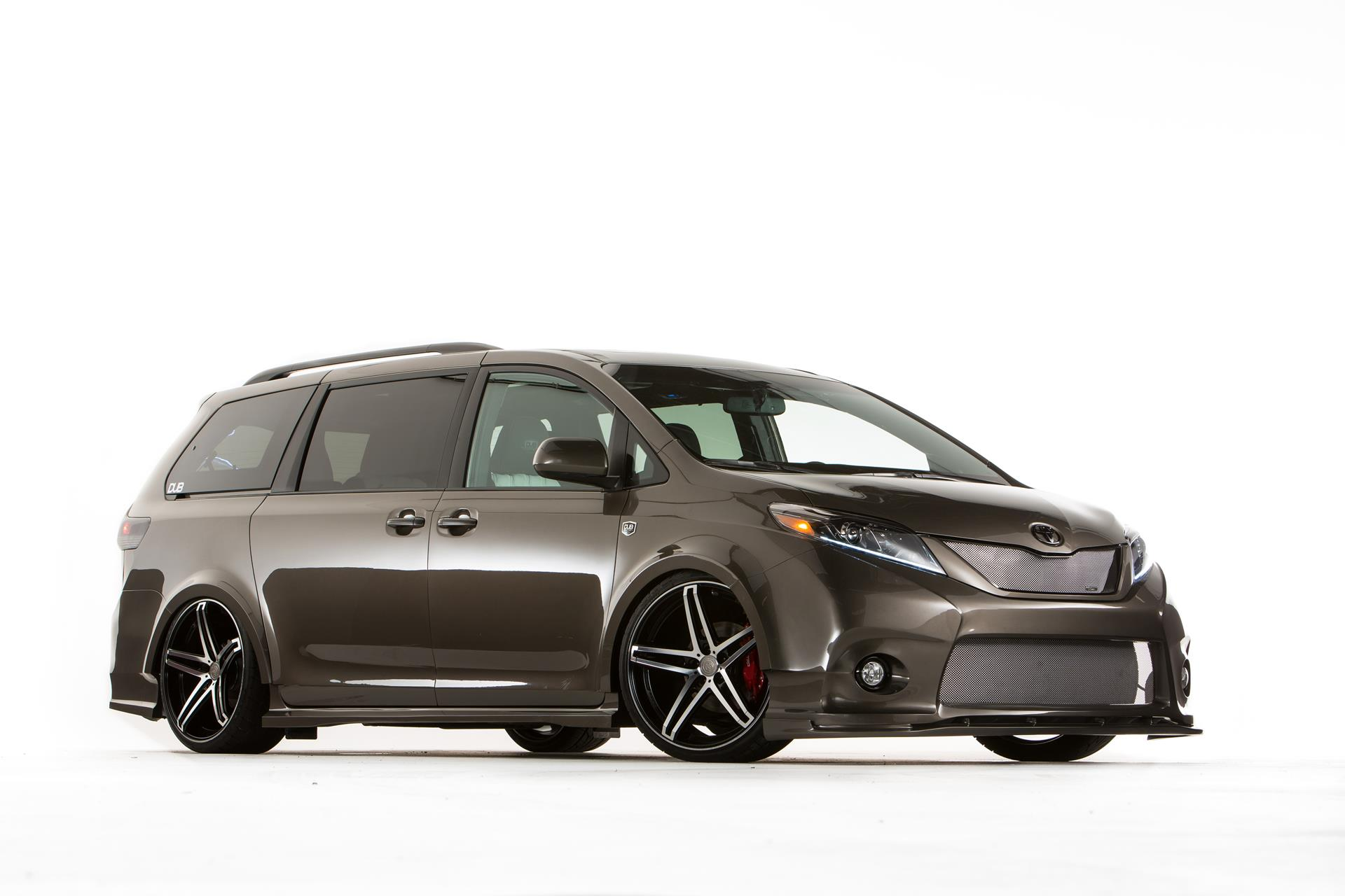 2014 toyota sienna dub edition news and information. Black Bedroom Furniture Sets. Home Design Ideas
