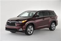 2014 Toyota Highlander image.
