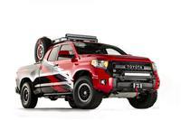 2014 Toyota Tundra TRD SEMA image.