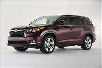 Toyota Highlander Monthly Vehicle Sales