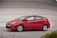 Toyota Prius Monthly Vehicle Sales