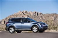 Toyota RAV4 Monthly Vehicle Sales