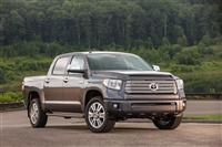 Toyota Tundra Monthly Vehicle Sales