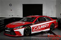 2015 Toyota Camry NASCAR Sprint Cup image.