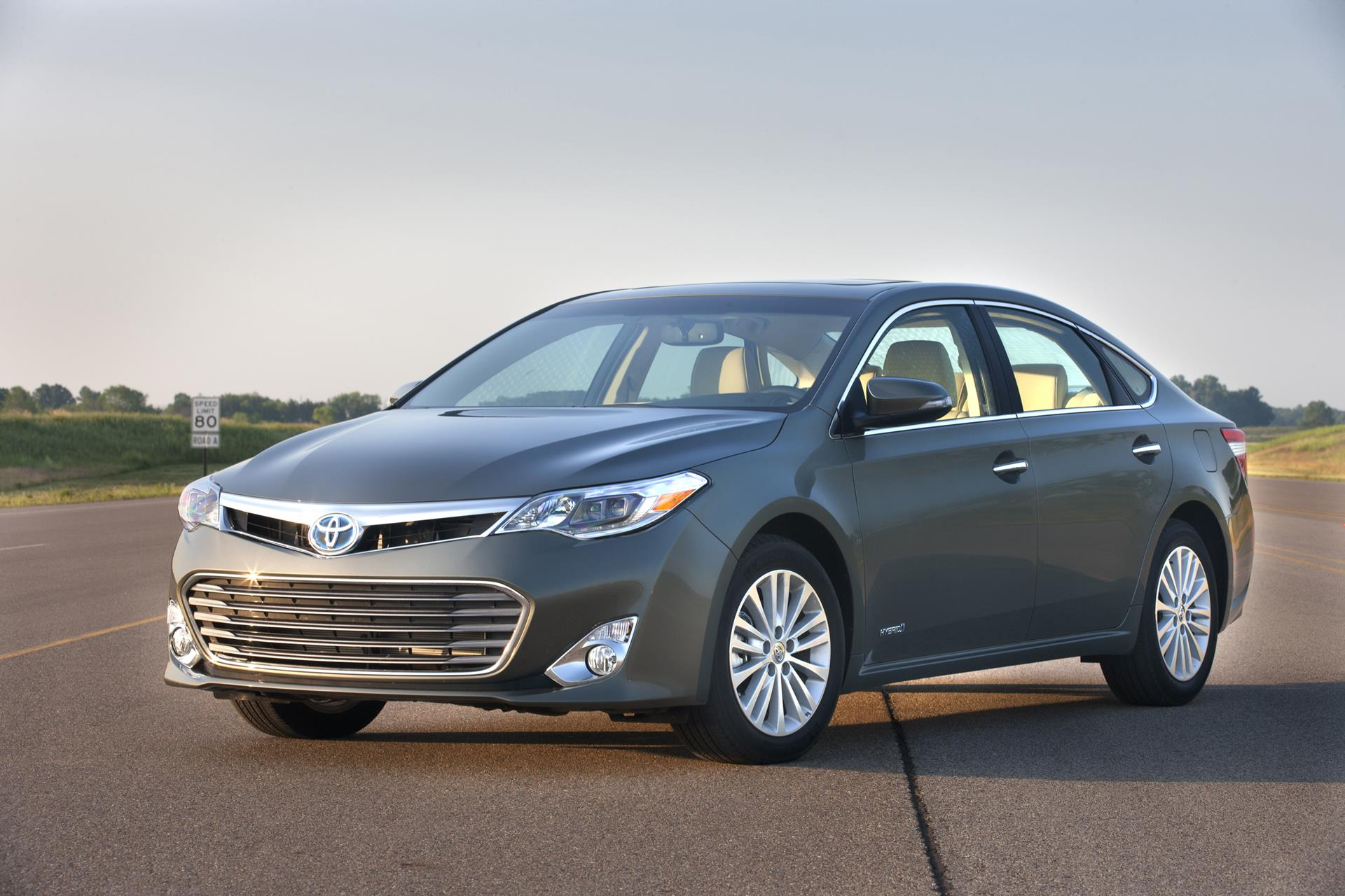 buy information avalon toyota hybrid