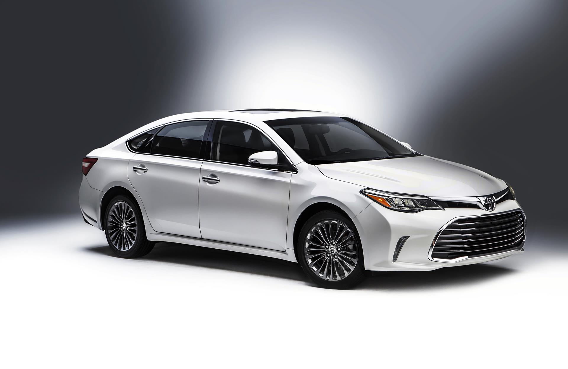 2016 Toyota Avalon Technical And Mechanical Specifications 1973 Land Cruiser Wheelbase Width