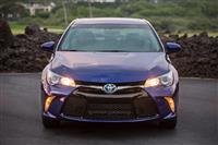 2016 Toyota Camry Hybrid image.
