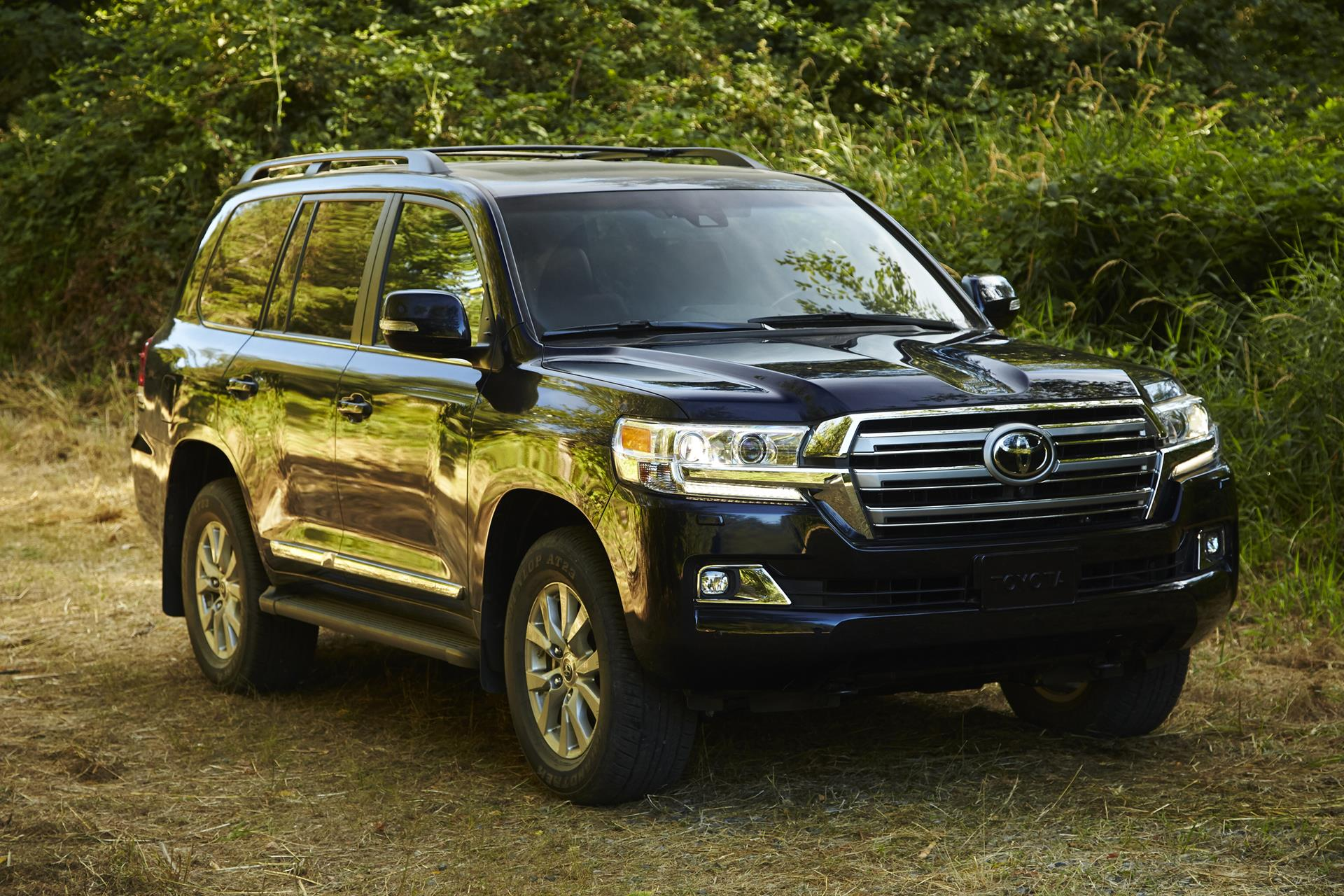 2016 Toyota Land Cruiser Technical And Mechanical Specifications
