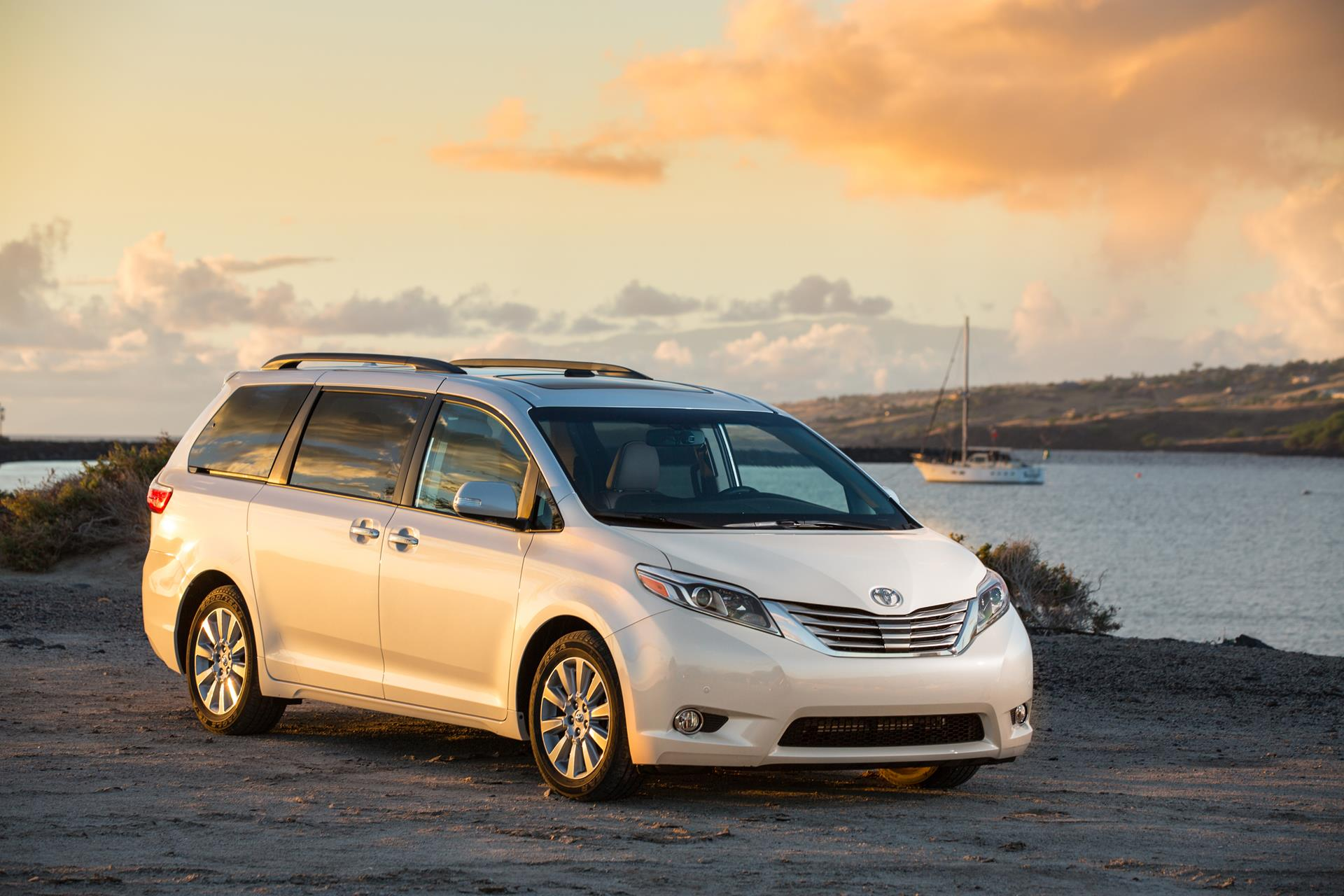 2016 Toyota Sienna News And Information Conceptcarz Com