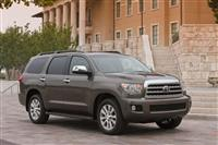Toyota Sequoia Monthly Vehicle Sales