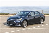 Toyota Avalon Monthly Vehicle Sales