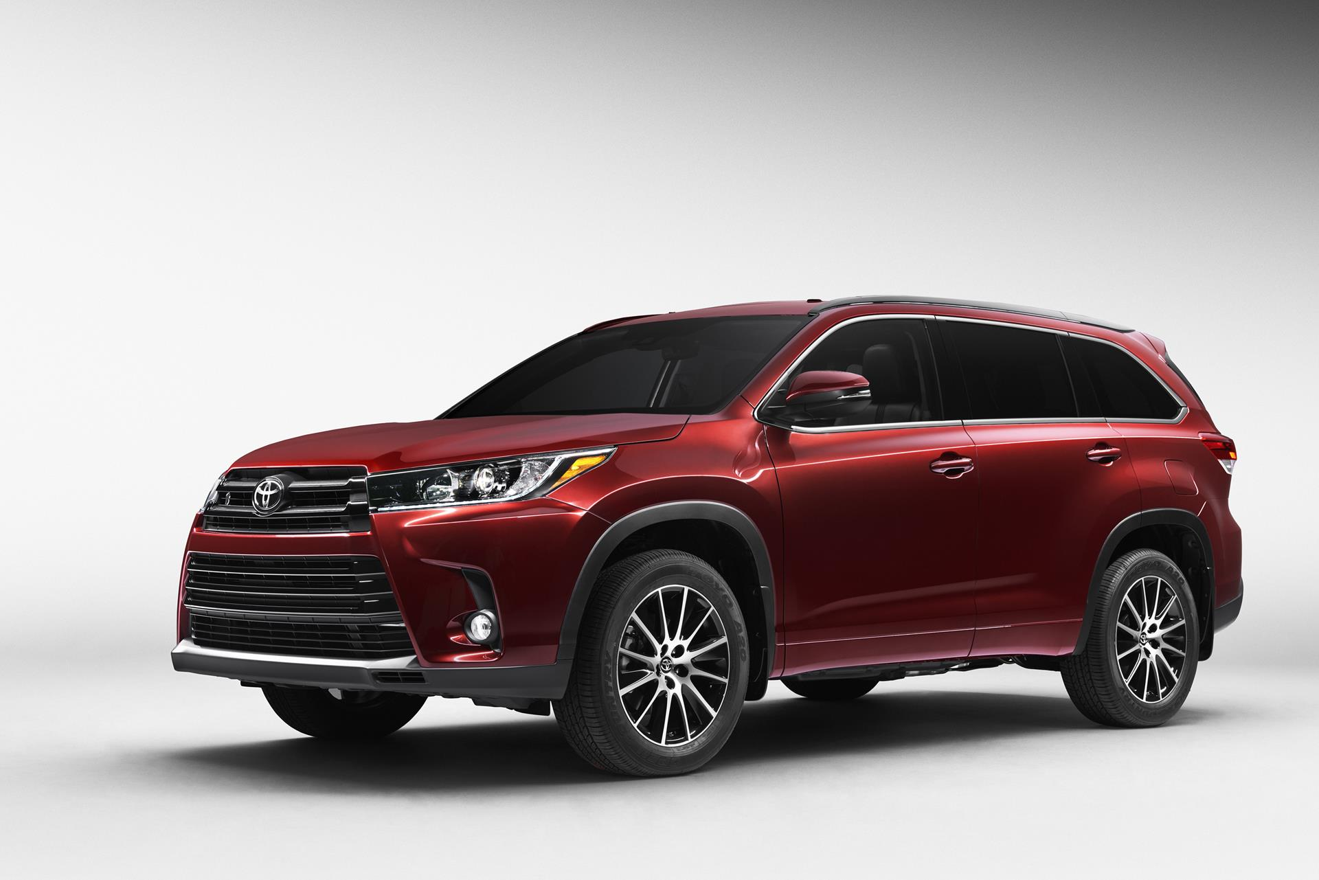 2017 Toyota Highlander Technical And Mechanical Specifications