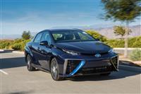 Toyota Mirai Monthly Sales
