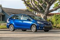 Image of the Prius v
