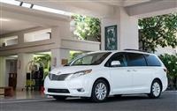 Toyota Sienna Monthly Vehicle Sales