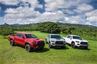 2017 Toyota Tacoma TRD Pro image.