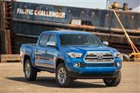 Toyota Tacoma Monthly Sales