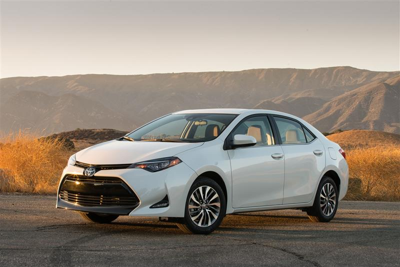2018 Toyota Corolla News And Information Conceptcarz Com