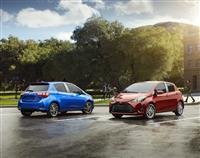 Toyota Yaris Monthly Vehicle Sales