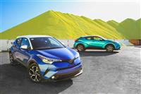 Image of the C-HR