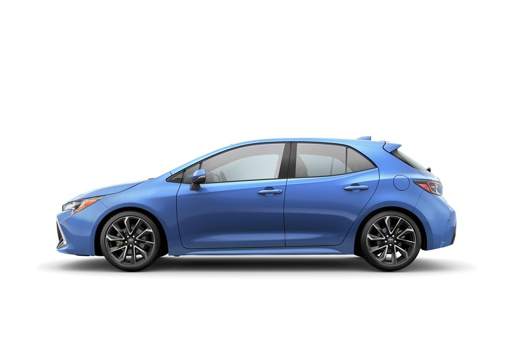 2019 Toyota Corolla Hatchback News and Information