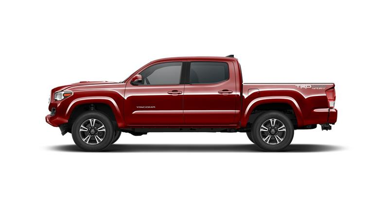 Toyota Tacoma pictures and wallpaper