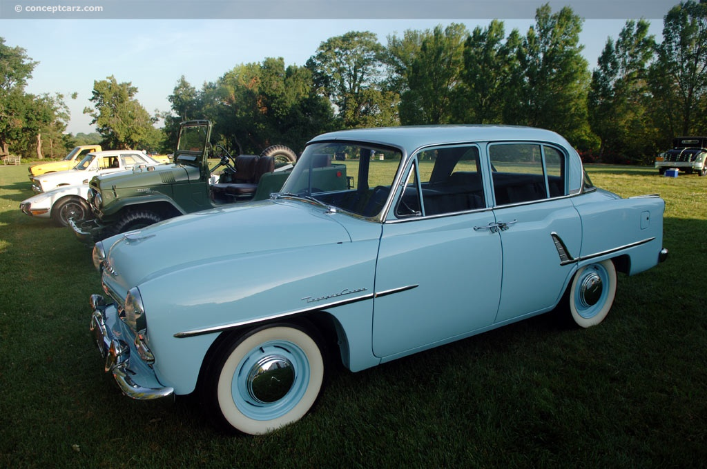 Crown Auto Sales >> 1958 Toyota Toyopet Crown History, Pictures, Sales Value, Research and News