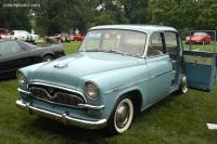 1959 Toyota Toyopet Crown Custom image.