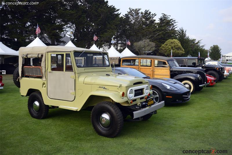 Toyota Land Cruiser FJ40 pictures and wallpaper