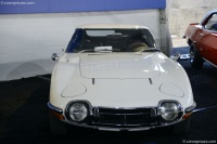 1967 Toyota 2000 GT.  Chassis number MF10-10088