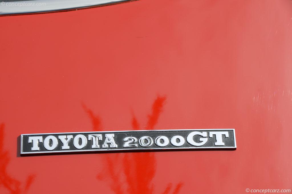 1967 Toyota 2000 GT