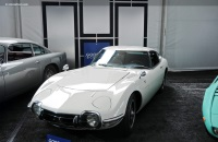 1968 Toyota 2000 GT image.