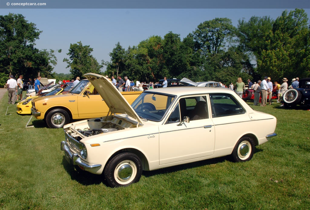 1969 toyota corolla history, pictures, value, auction sales1969 toyota corolla history, pictures, value, auction sales, research and news