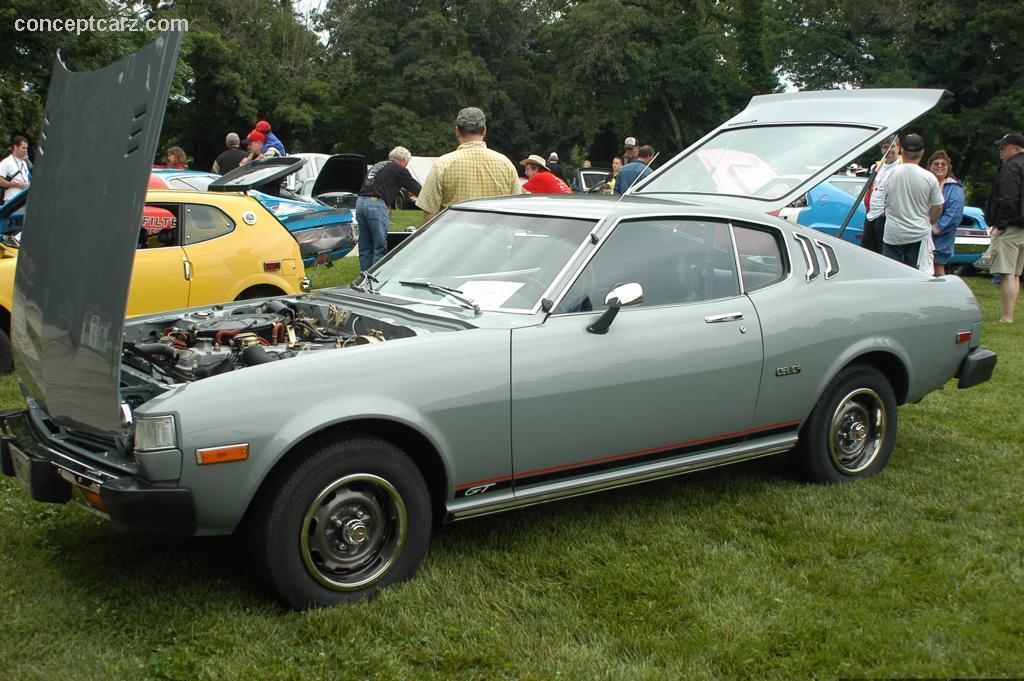 1977 Toyota Celica GT Image. https://www.conceptcarz.com ...