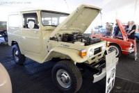 1978 Toyota Land Cruiser FJ 40.  Chassis number FJ40259419
