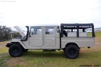 Land Cruiser 40 Series - Model Information