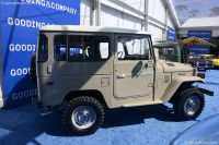1980 Toyota Land Cruiser.  Chassis number FJ40315898